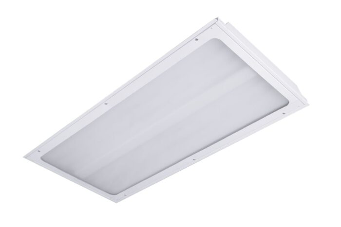 LED Sealed Face Troffers 2x4