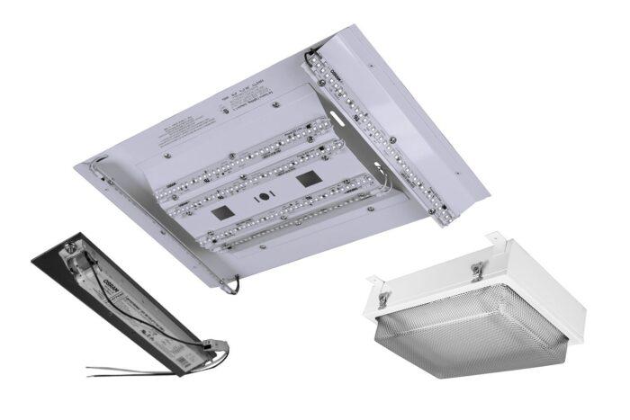 Coldbox Freezer LED Retrofit Kits