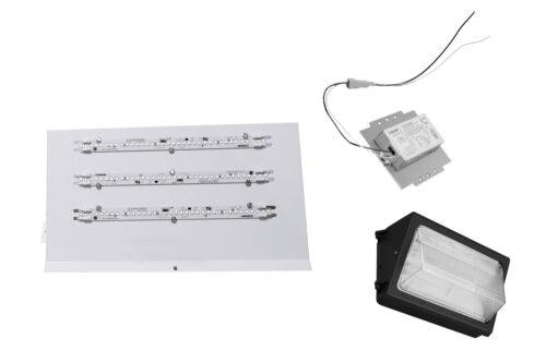 Wall Pack LED Retrofit Kits