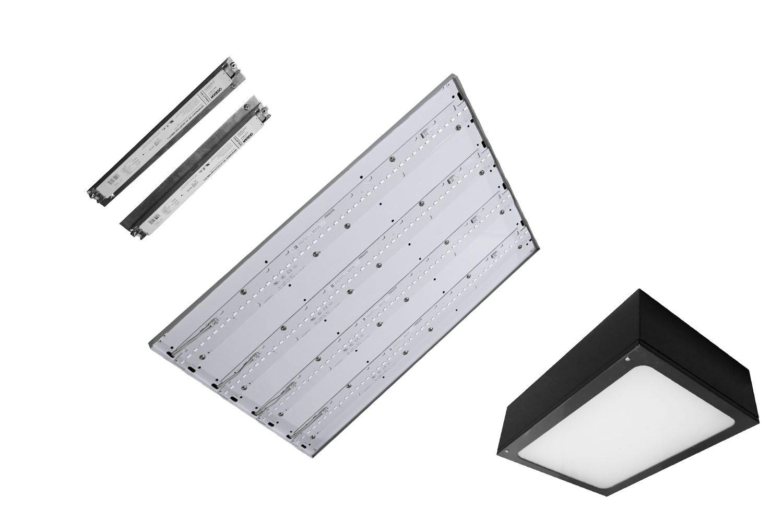 Shoebox Flood LED Retrofit Kits