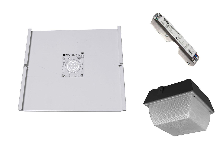 Canopy LED Retrofit Kit Square